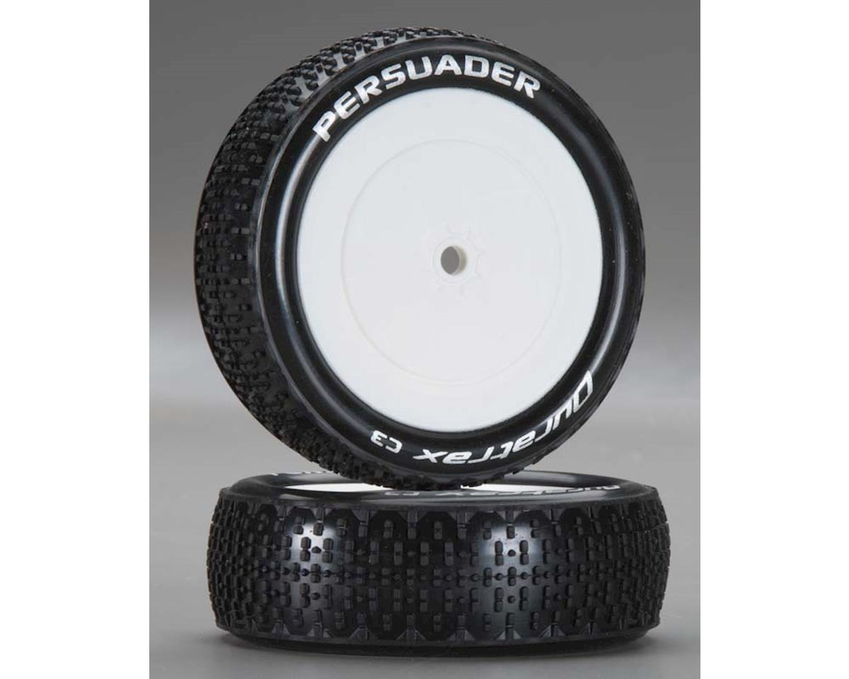 Persuader 1/10 Buggy Tire 2WD Fr C3 Mtd LOS 22 (2) by DuraTrax
