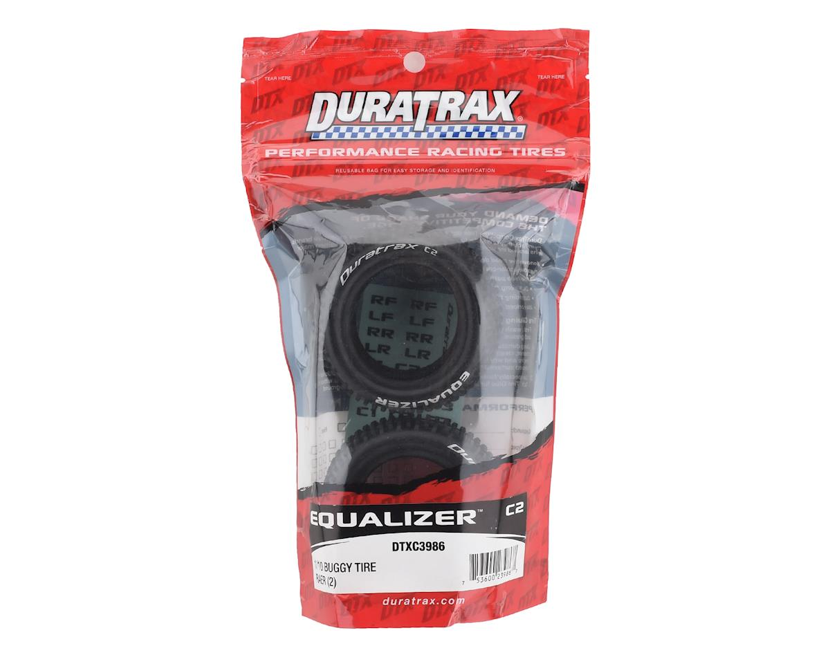 "DuraTrax Equalizer 1/10 Buggy 2.2"" Tire Rear (2) (Soft - C2)"