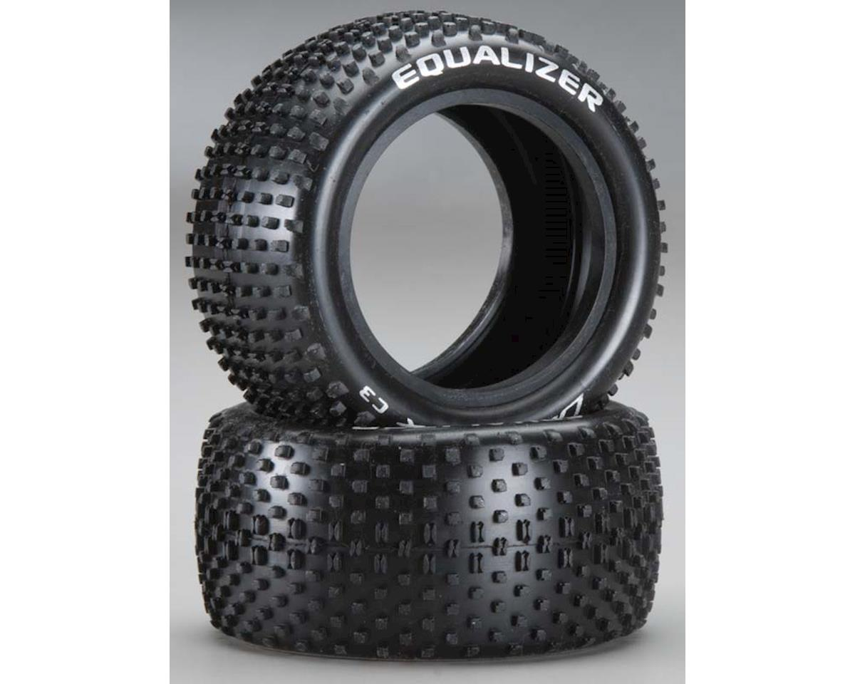 DuraTrax Equalizer 1/10 Buggy Tire Rear C3 (2)