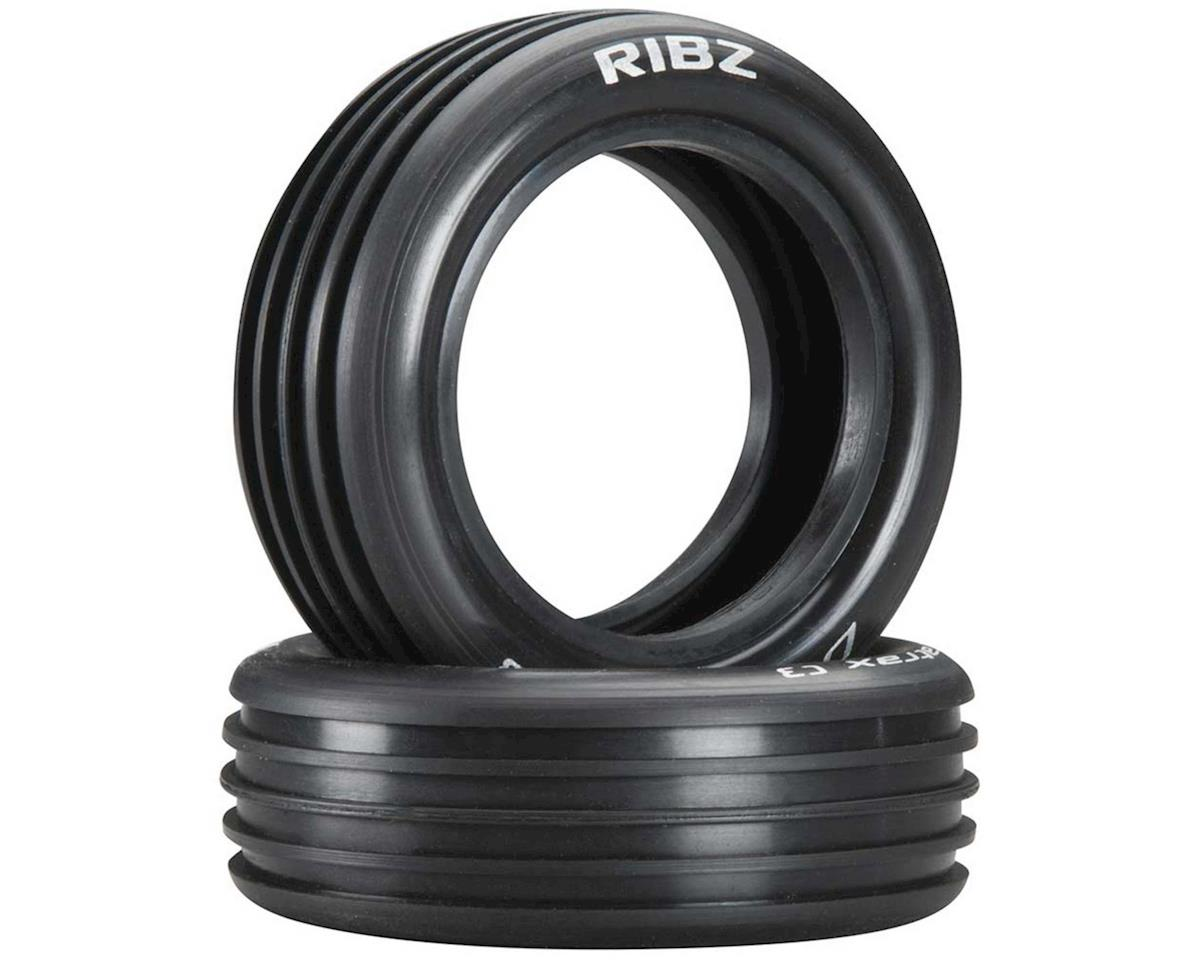 Ribz 1/10 Buggy Tire 2WD Front C3 (2) by DuraTrax