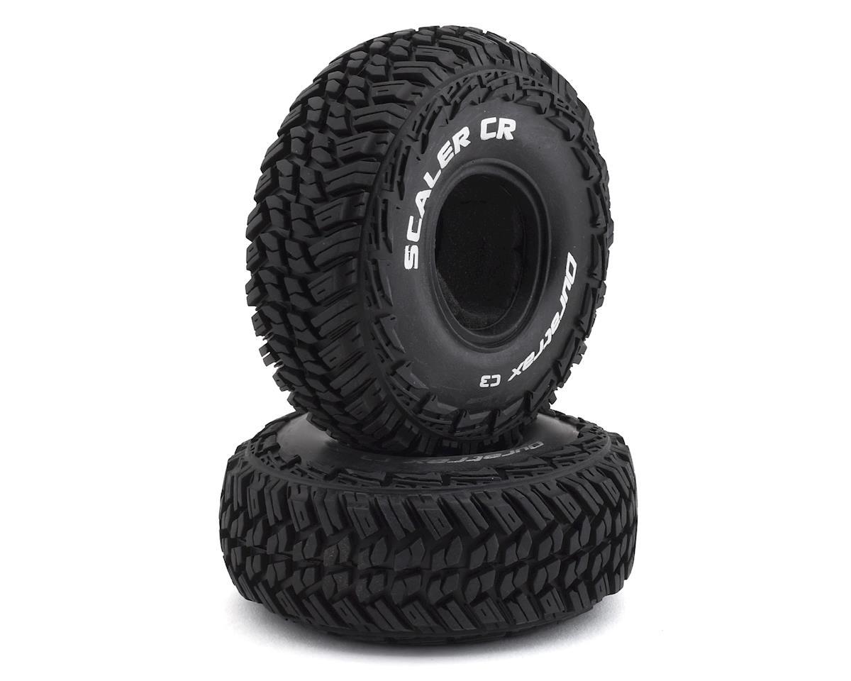 """DuraTrax Scaler CR 1.9"""" Crawler Tire (2) (C3 - Super Soft)"""