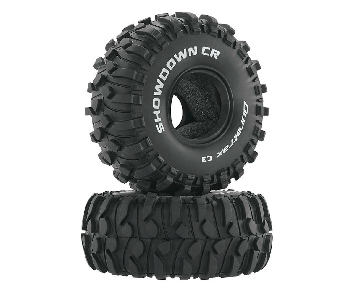 "DuraTrax Showdown CR 1.9"" Rock Crawler Tire (2) (C3)"