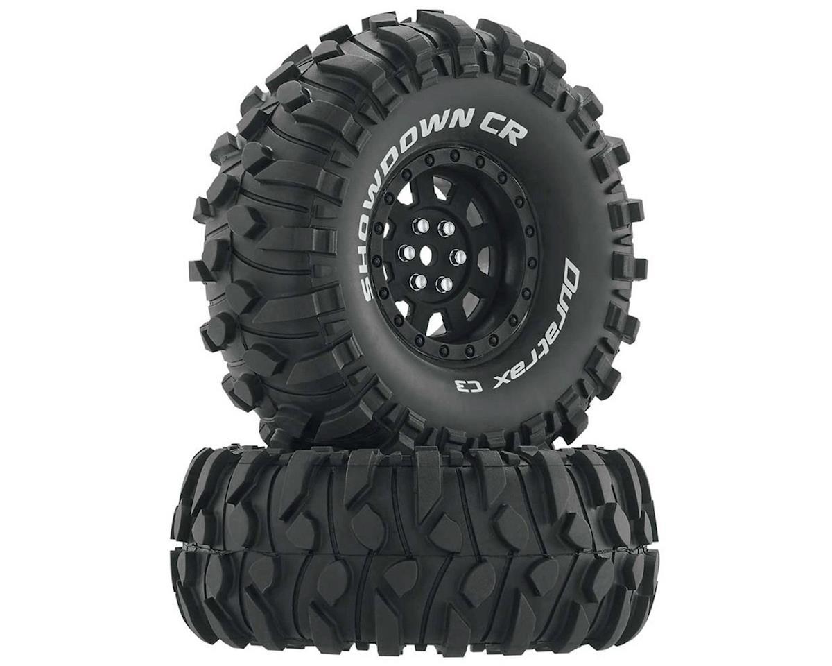 DuraTrax Showdown CR C3 Mounted 1.9 Crawler Black (2)