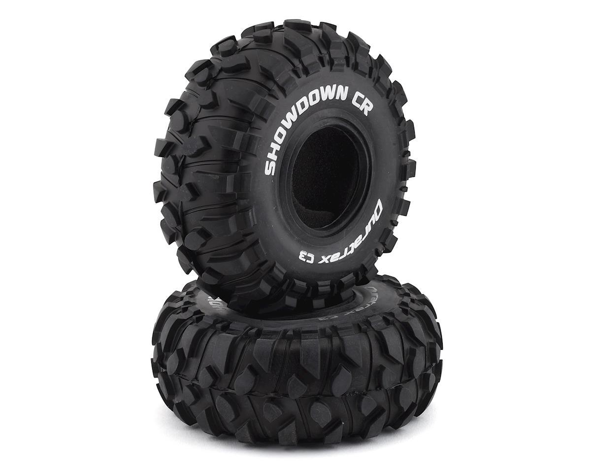 "DuraTrax Showdown CR 2.2"" Crawler Tire (2) (C3 - Super Soft)"