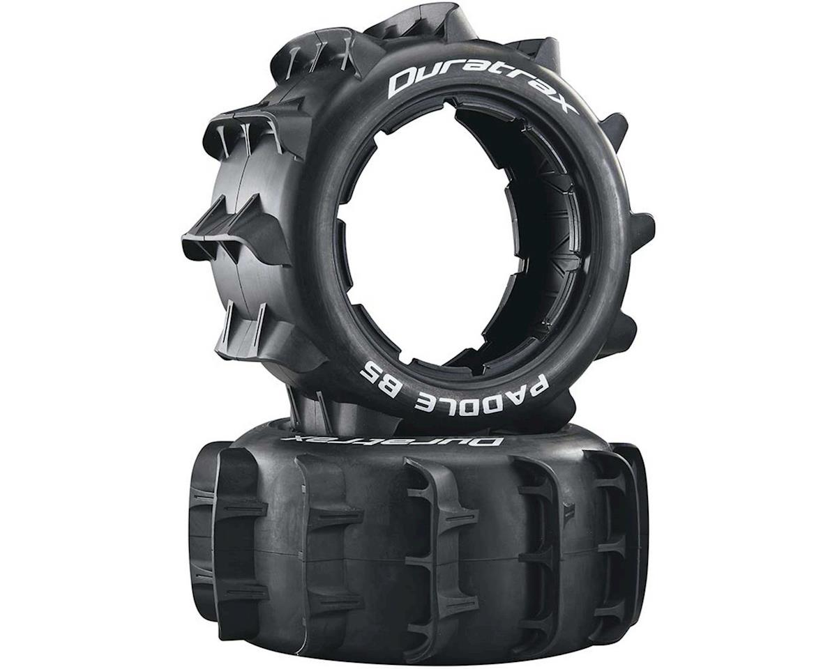 DuraTrax Paddle B5 Tire Rear (2)