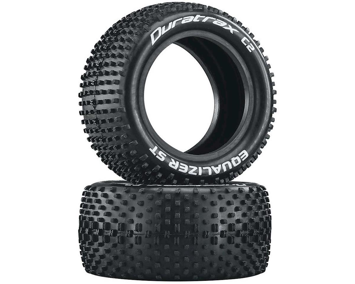 """DuraTrax Equalizer Stadium Truck 2.2"""" Tire (2)"""