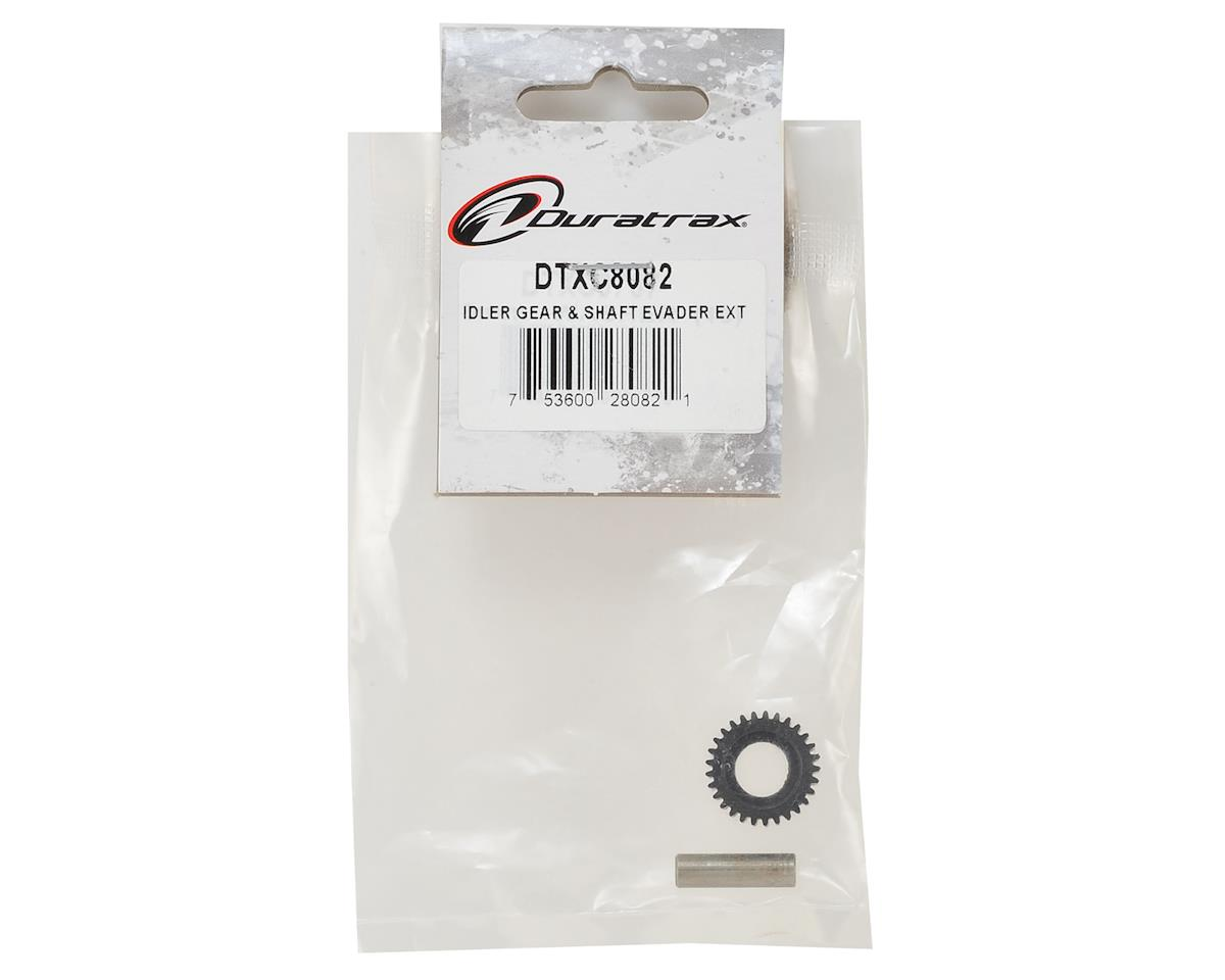 DuraTrax Evader EXT Idler Gear & Shaft