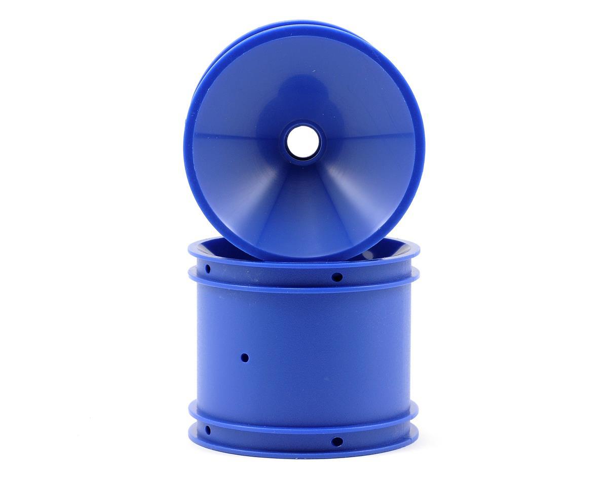 DuraTrax Evader ST Front Wheel (2) (Blue)