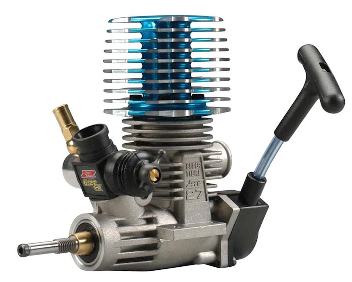 DuraTrax G-27CX SG Crankshaft Pull Start Racing Engine