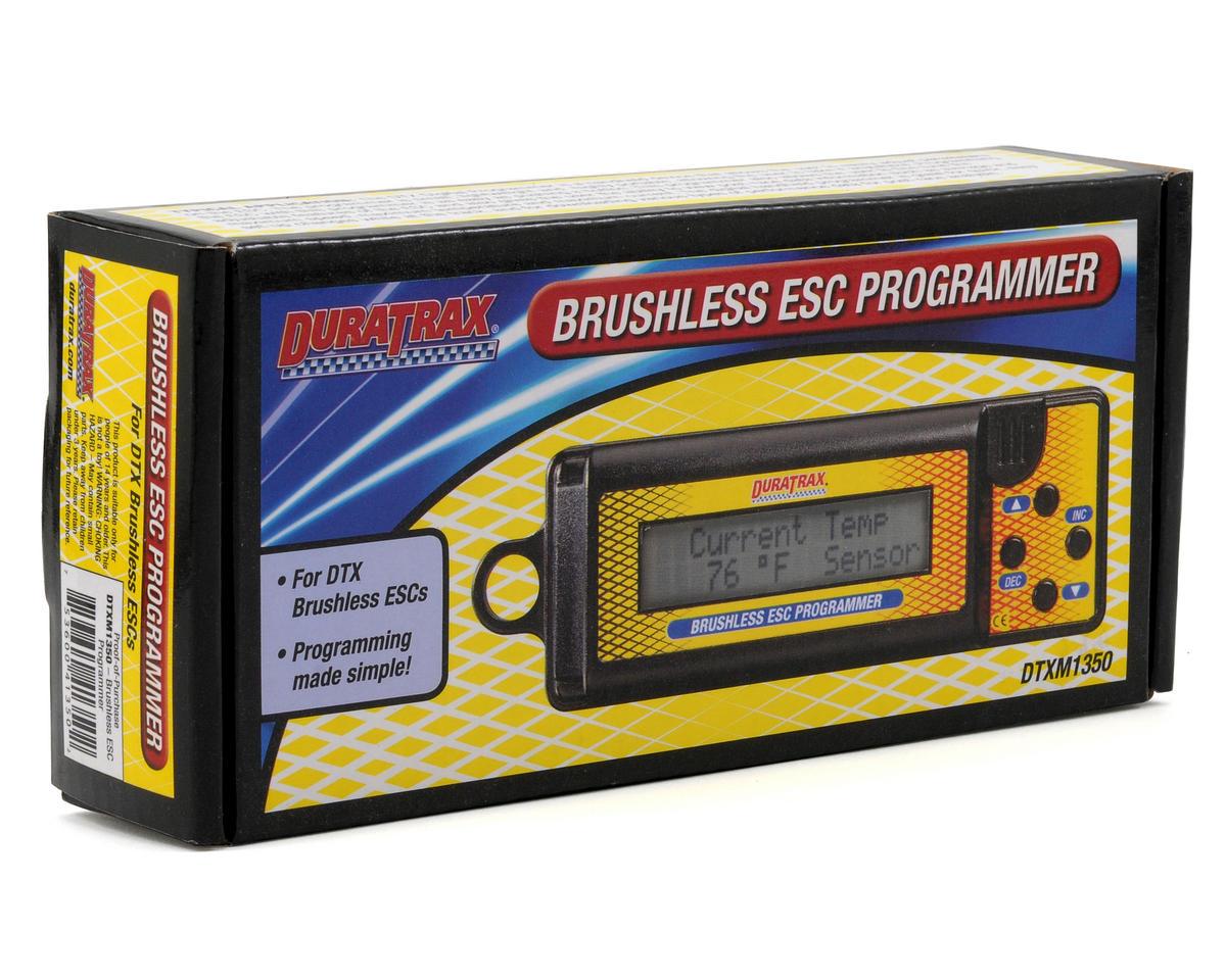 DuraTrax DX10 Digital Programmer