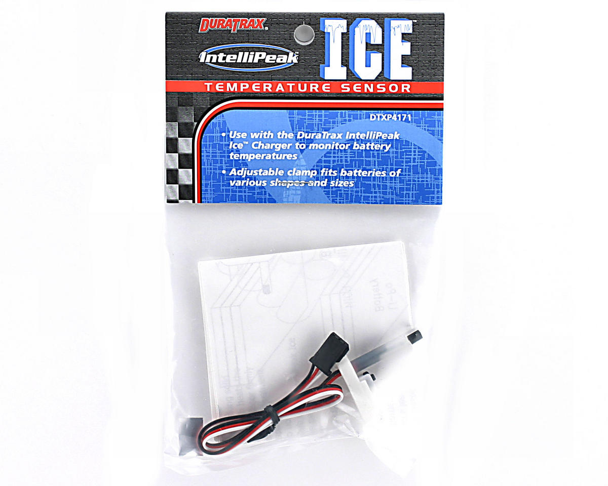 DuraTrax Intellipeak Ice Temperature Sensor