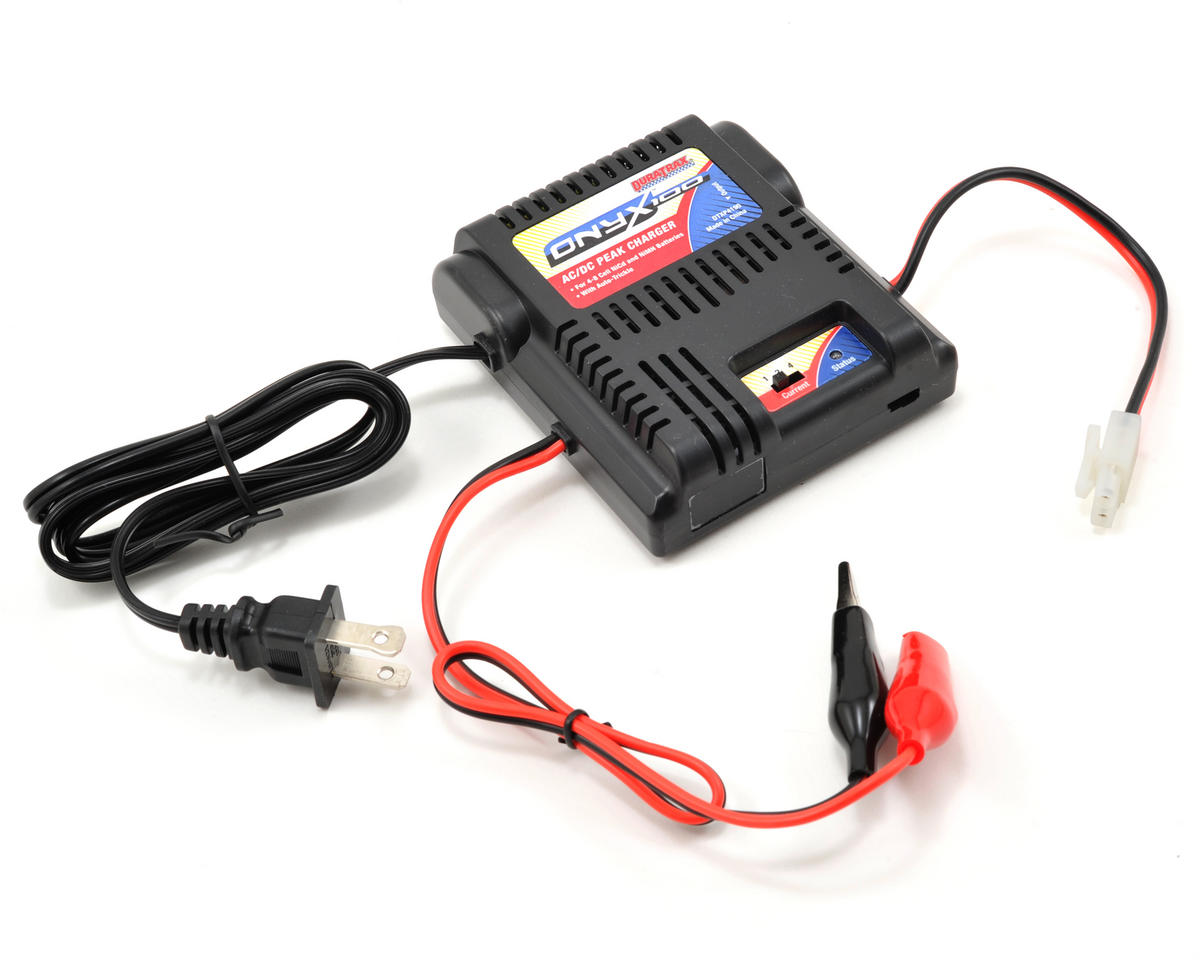 DuraTrax Onyx 100 AC/DC Peak Charger