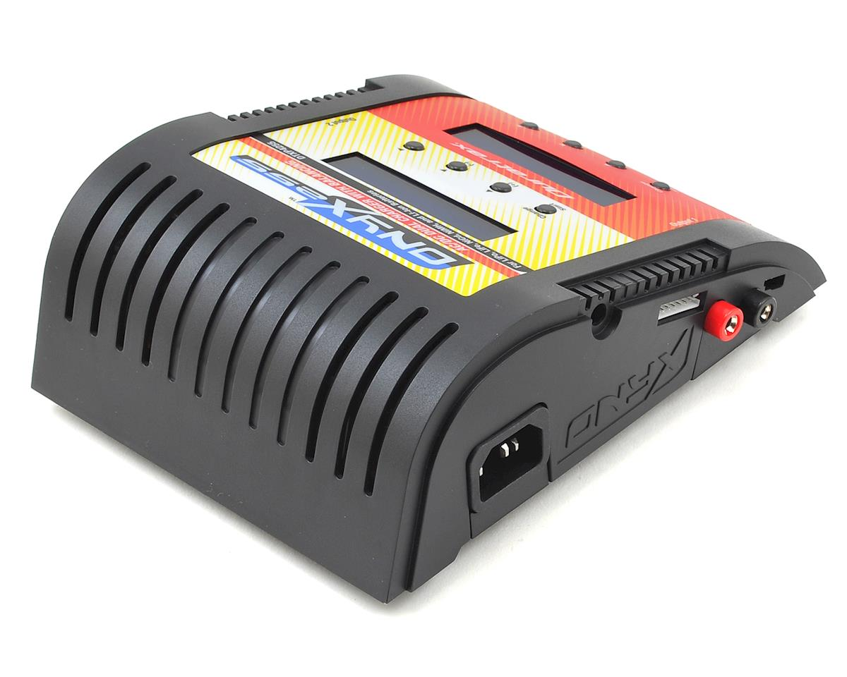 Onyx 255 AC/DC Dual Charger w/LCD Display by DuraTrax