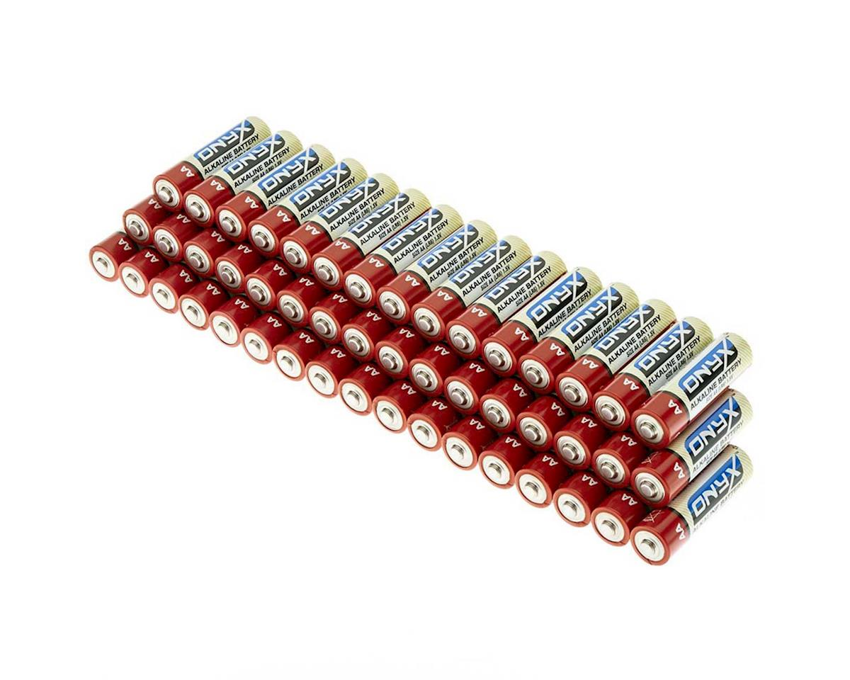 Onyx AA Alkaline Battery (48) by DuraTrax