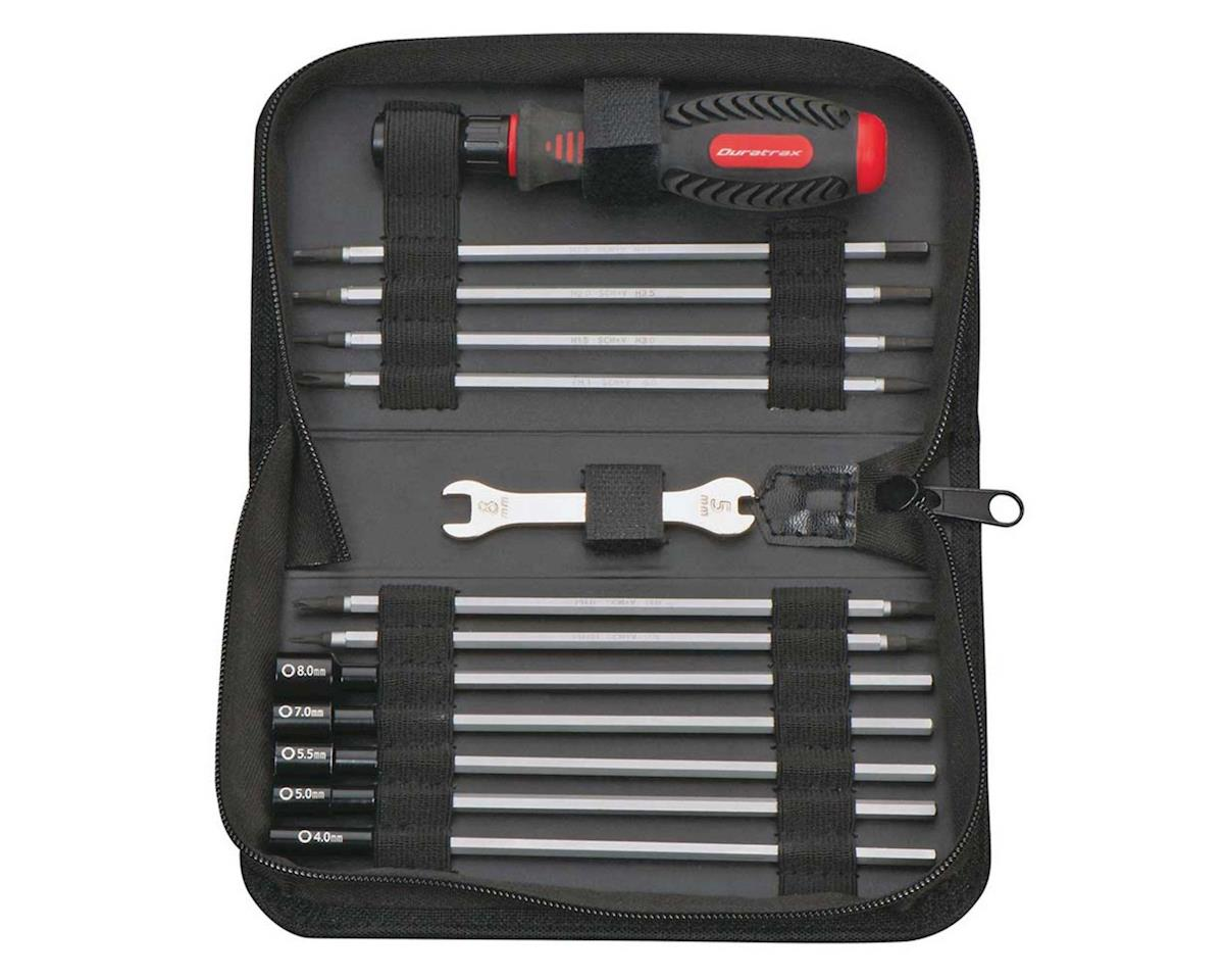 19-In-1 Traxxas Tool Set w/Pouch by DuraTrax