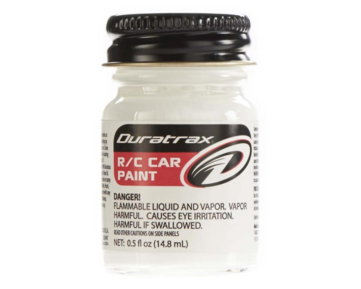 DuraTrax Polycarb Bright White Paint (0.5oz)