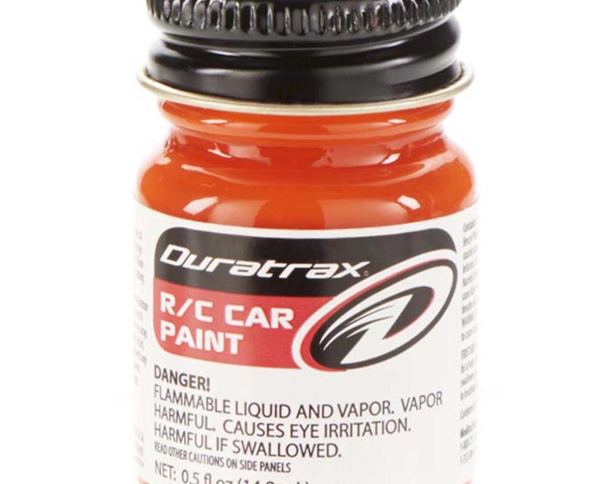 Polycarb Competition Orange Paint (0.5oz) by DuraTrax