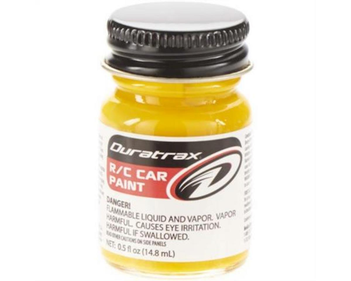 DuraTrax Duratrax Polycarb Bright Yellow .5Oz