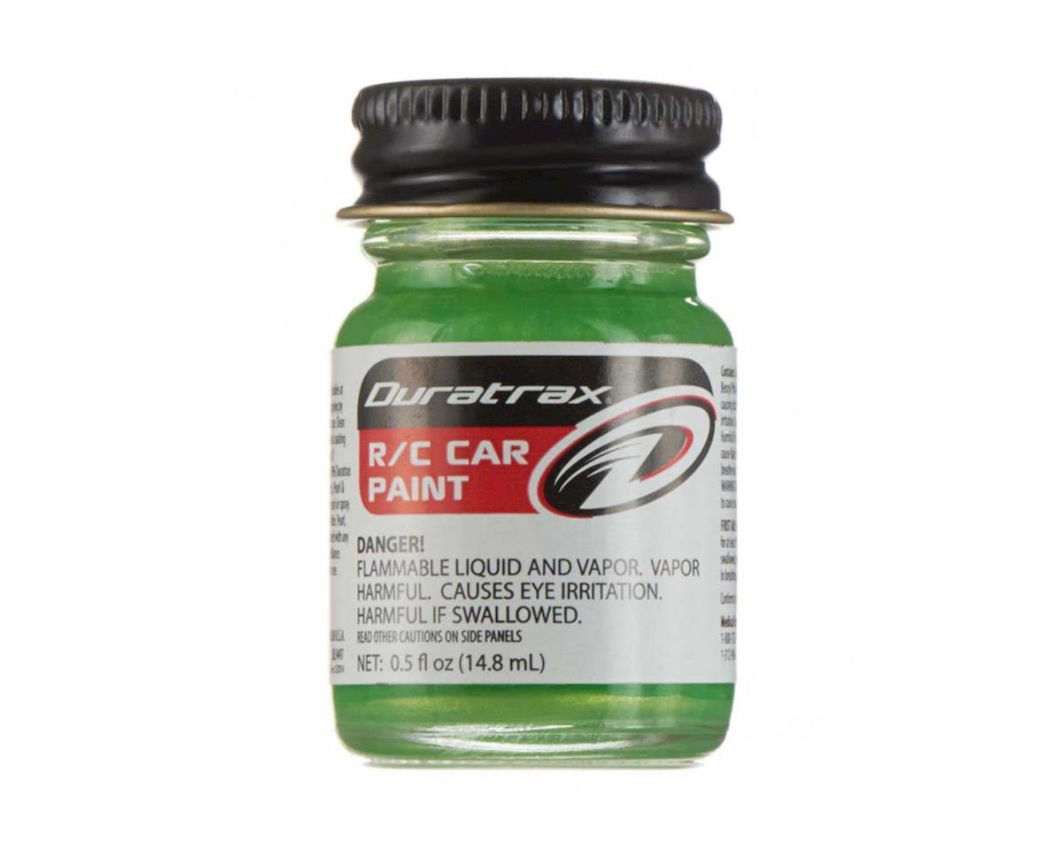 Polycarb Lime Pearl Paint (0.5oz) by DuraTrax