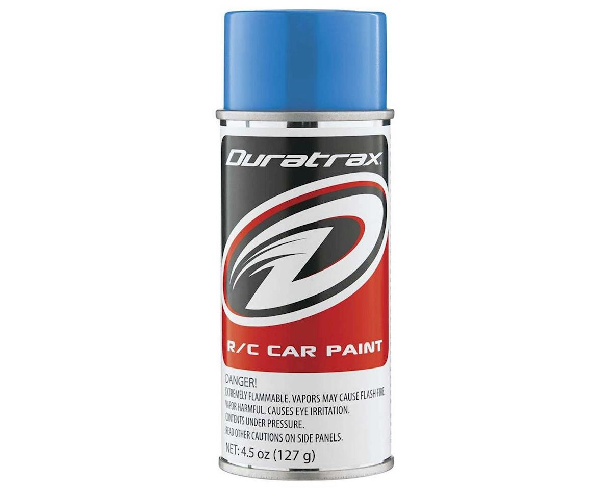 DuraTrax Polycarb Spray Light Blue 4.5oz