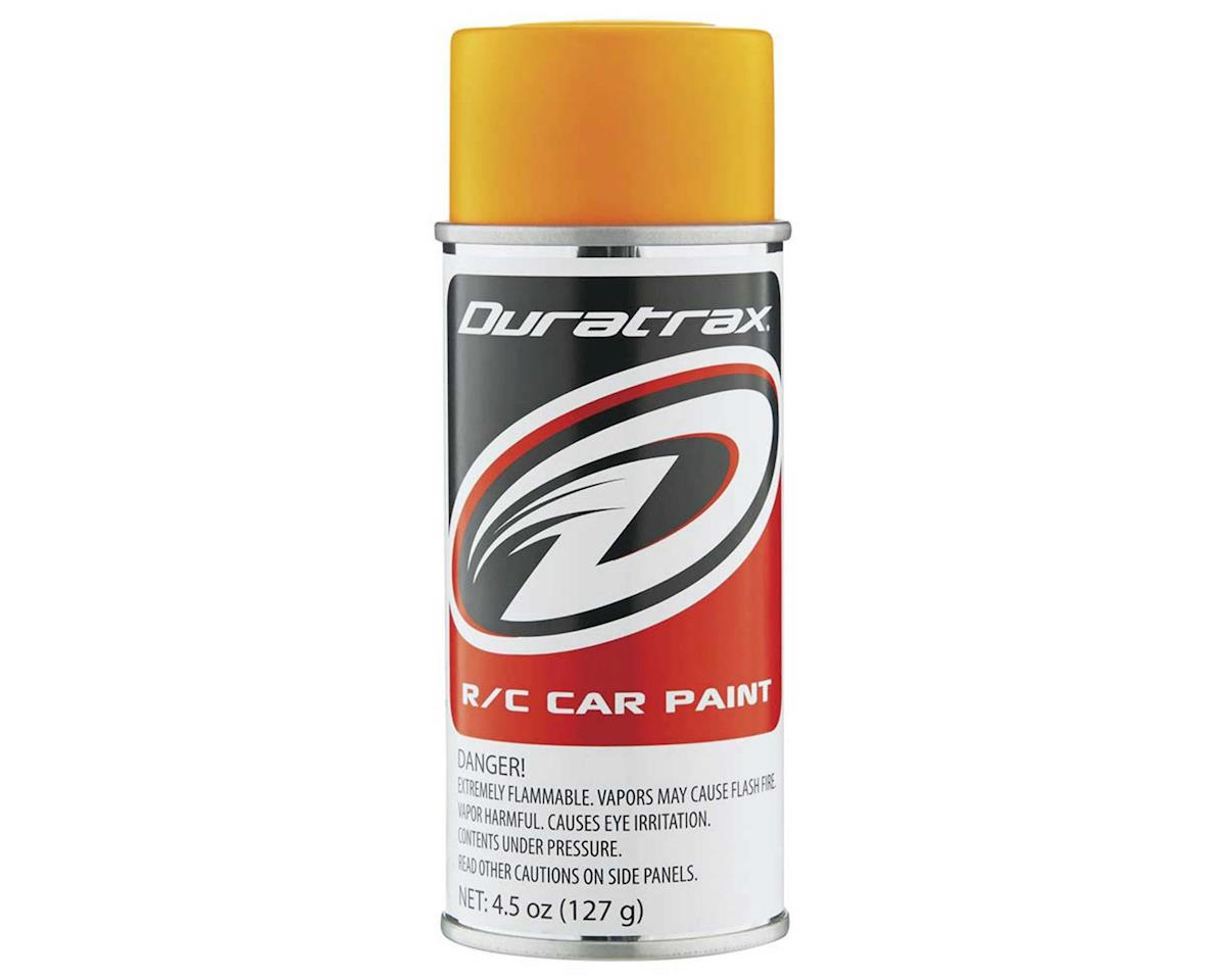 DuraTrax Polycarb Spray Fluorescent Bright Orange 4.5oz