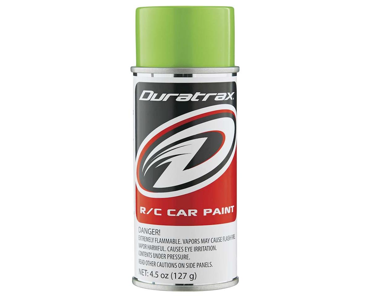 Polycarb Spray Lime Pearl 4.5oz by DuraTrax