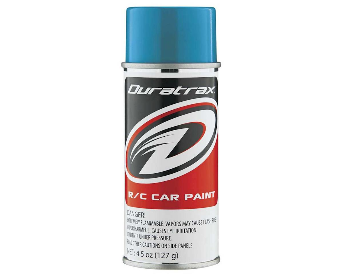 DuraTrax Polycarb Spray Teal 4.5oz