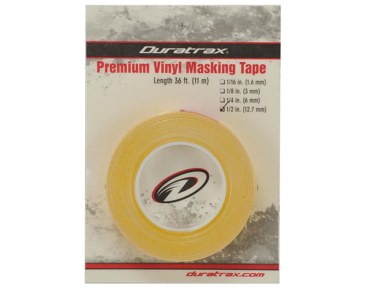 "DuraTrax Vinyl Masking Tape (1/2"")"
