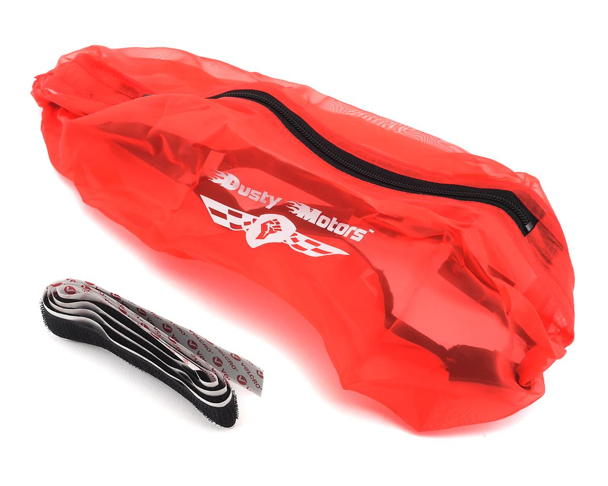 Dusty Motors Arrma Senton 6S BLX Protection Cover (Red)
