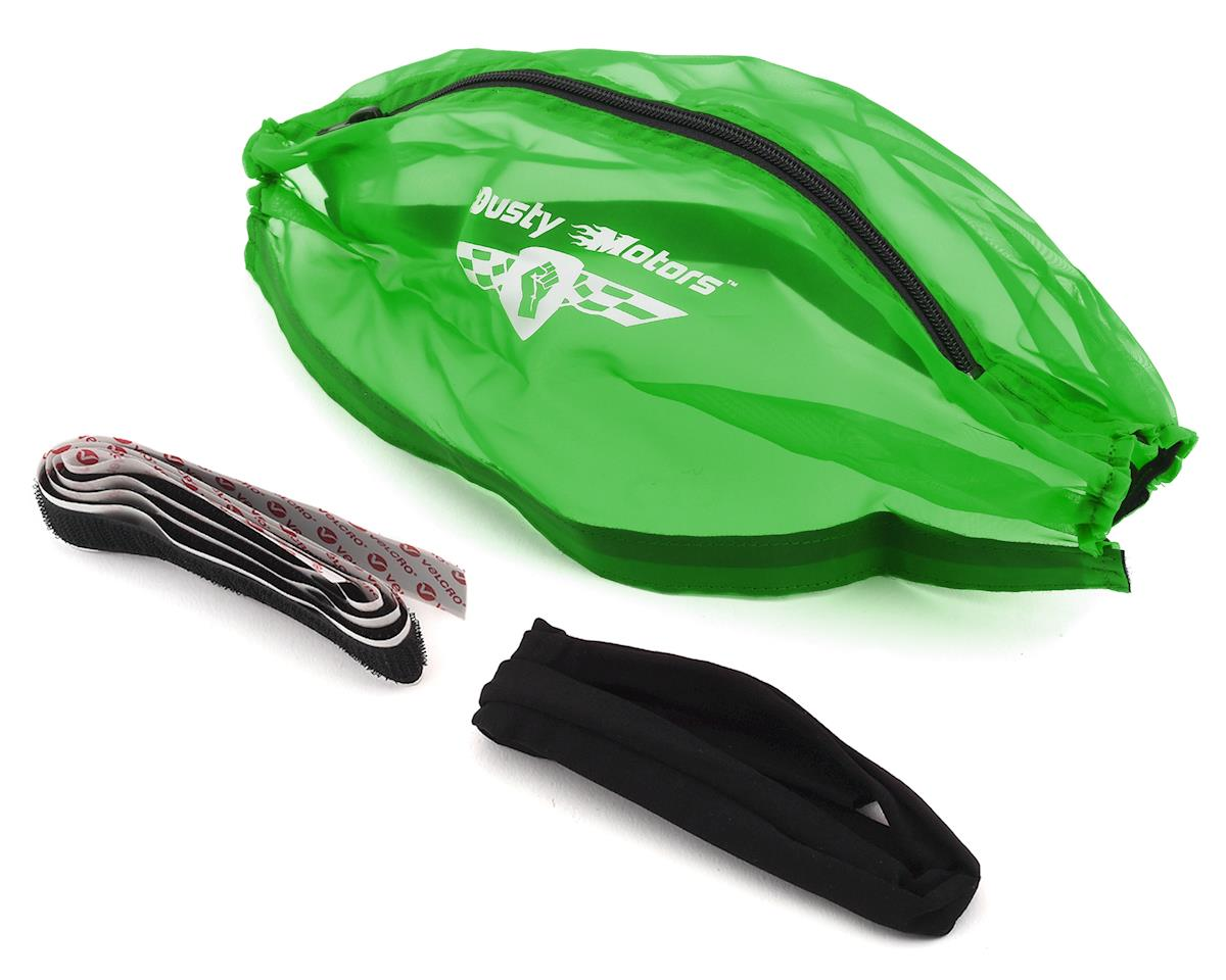 Dusty Motors Traxxas E-Revo/Summit Protection Cover (Green)