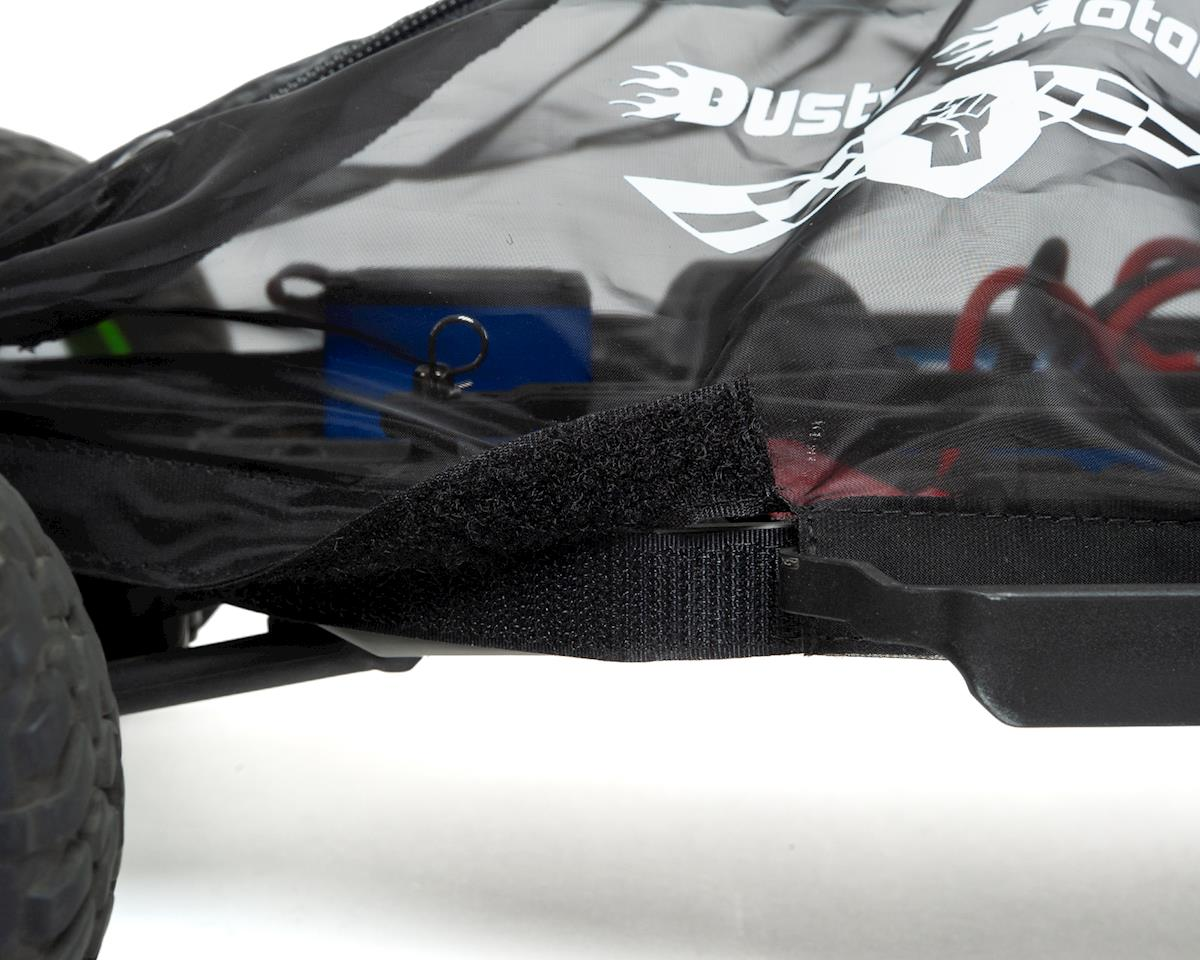 Dusty Motors Traxxas Slash 4X4 HCG Chassis Protection Cover (Blue)