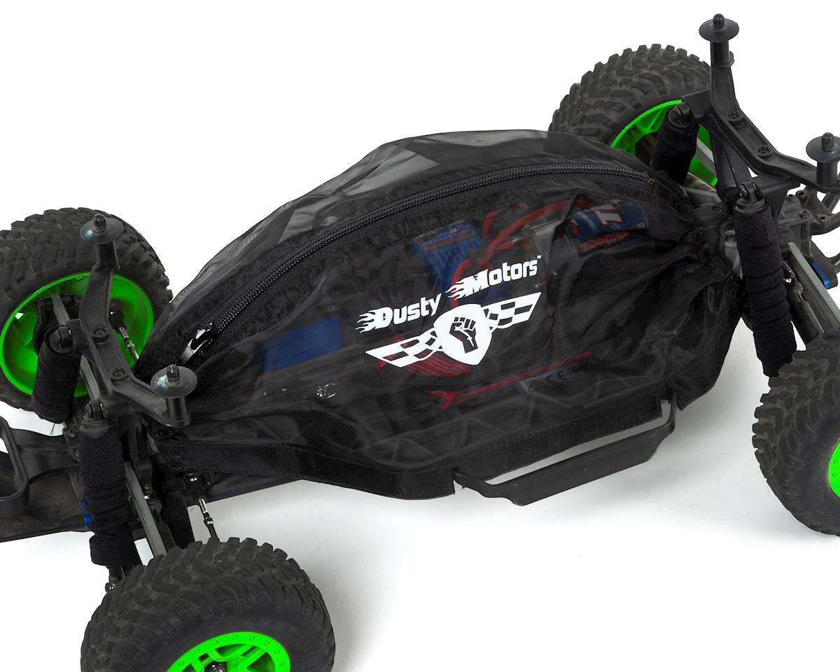 Dusty Motors Traxxas Rustler/Bandit Protection Cover (Green)