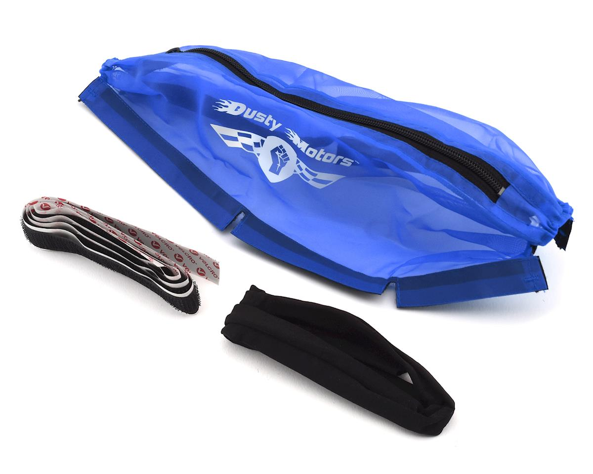 Dusty Motors Traxxas Slash 2wd LCG Chassis Protection Cover (Blue)