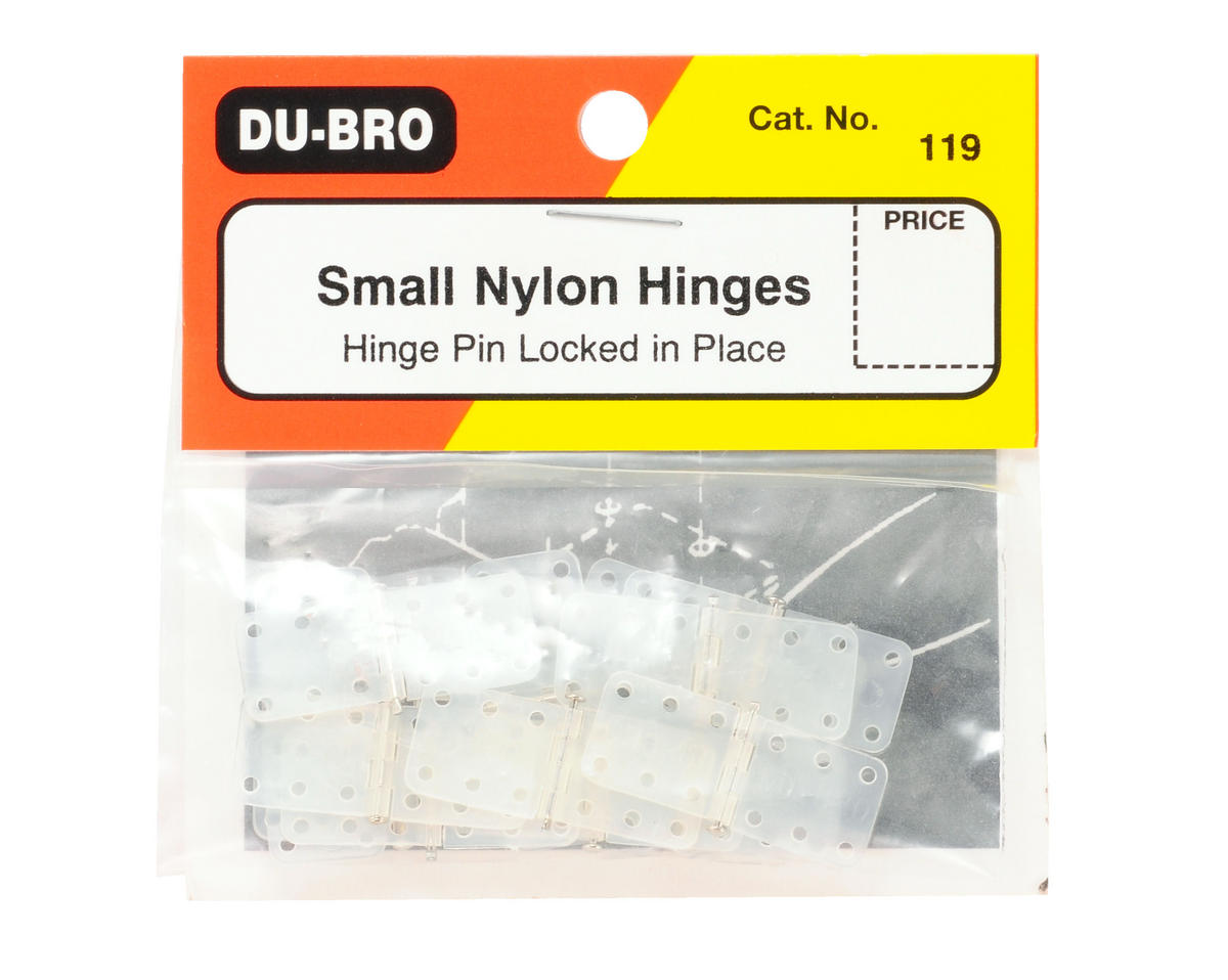 Du-Bro Small Nylon Hinge (15)