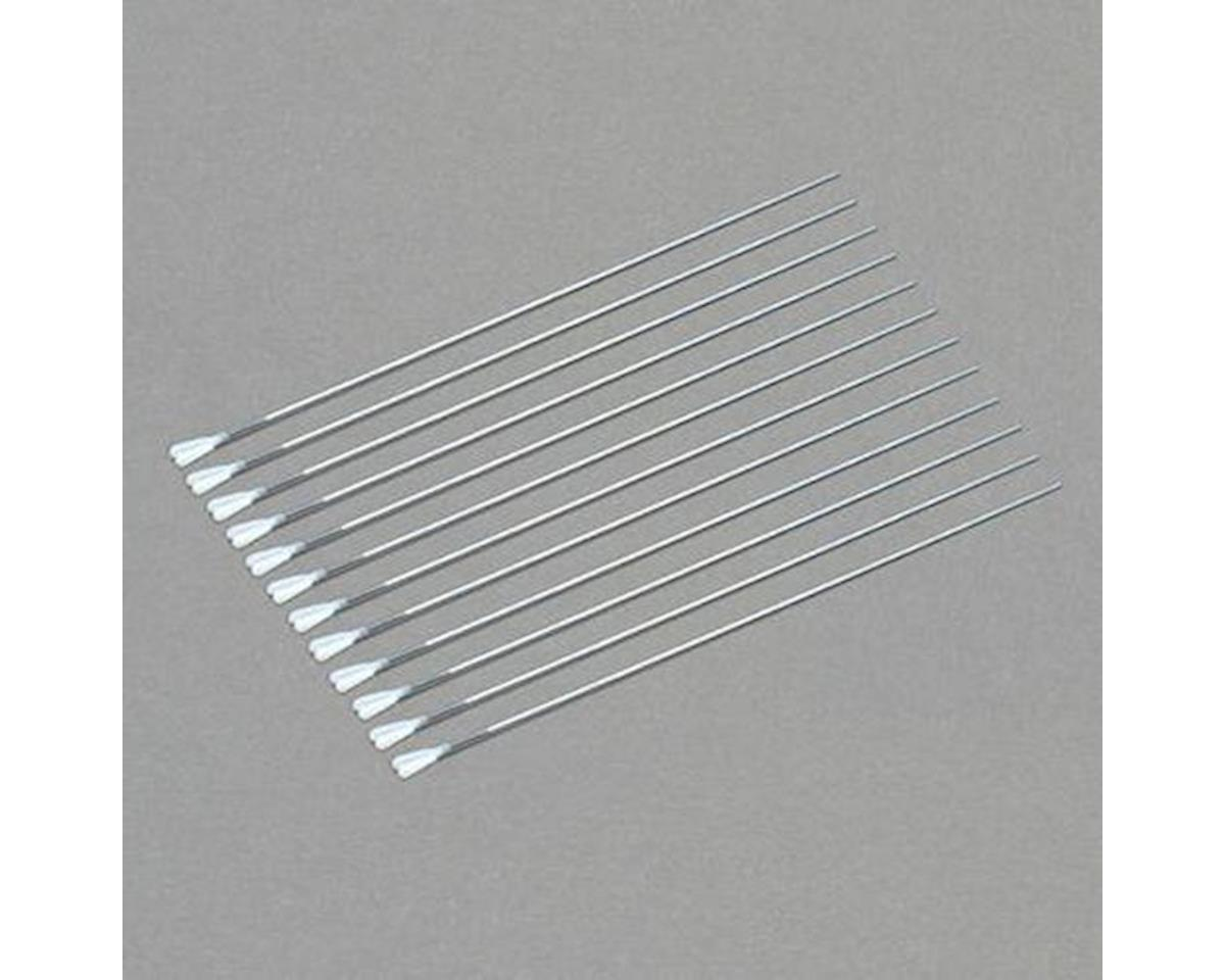 "2-56 Rod w/ Nylon Kwik-Link 12"" (12) by DuBro"