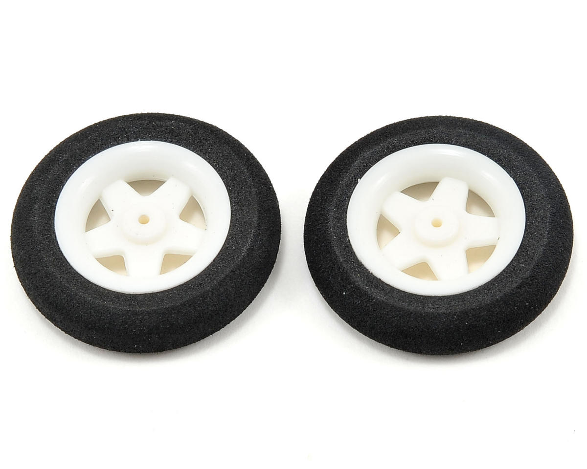 "DuBro 1.23"" Micro Sport Wheel Set (2)"
