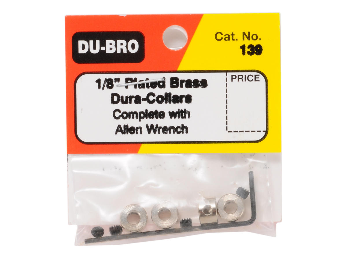"1/8"" Dura-Collar (4) by DuBro"