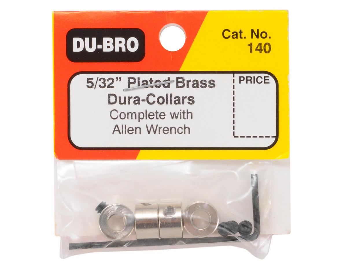 """Du-Bro 5/32"""" Dura-Collars (4)"""