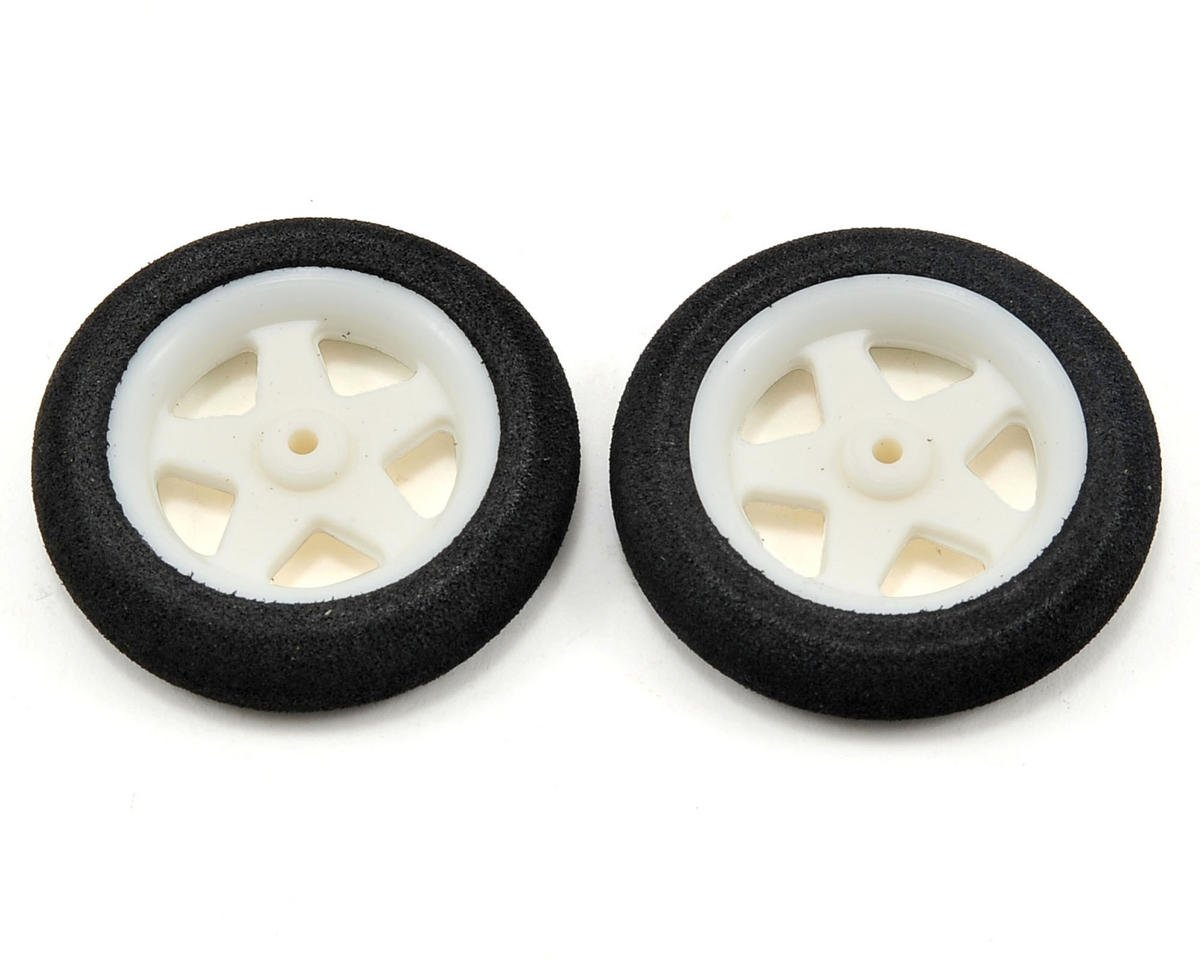 "1.45"" Micro Sport Wheel Set (2) by DuBro"