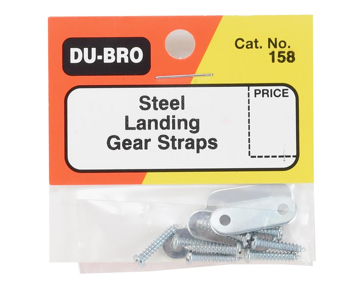 DuBro Steel Landing Gear Straps