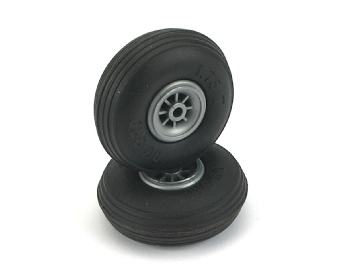 DuBro Treaded Wheels,1-3/4""