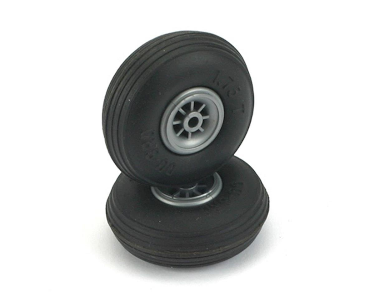 "Treaded Wheels,1-3/4"" by DuBro"