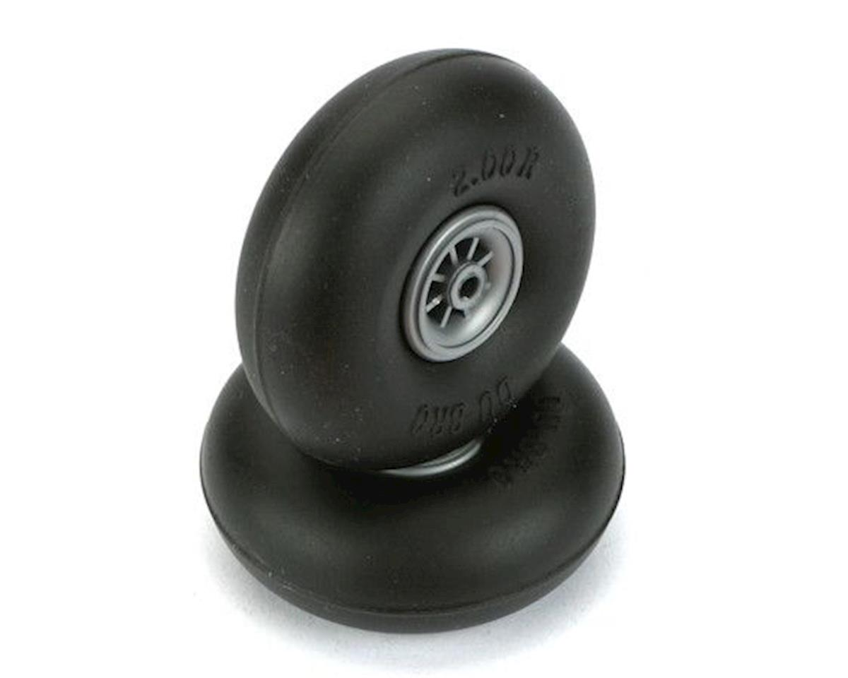 DuBro Smooth Wheels (2), 2""