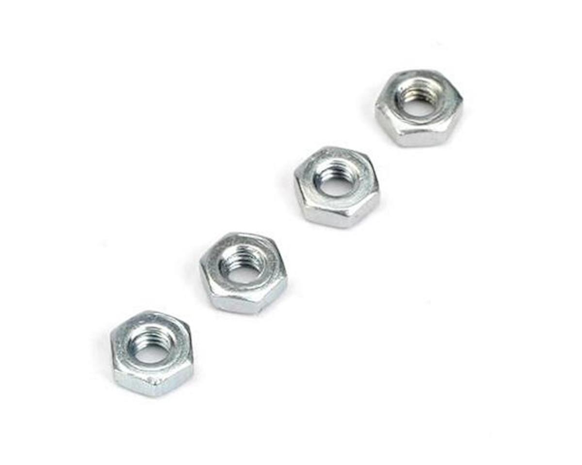 DuBro Hex Nuts,2.5mm