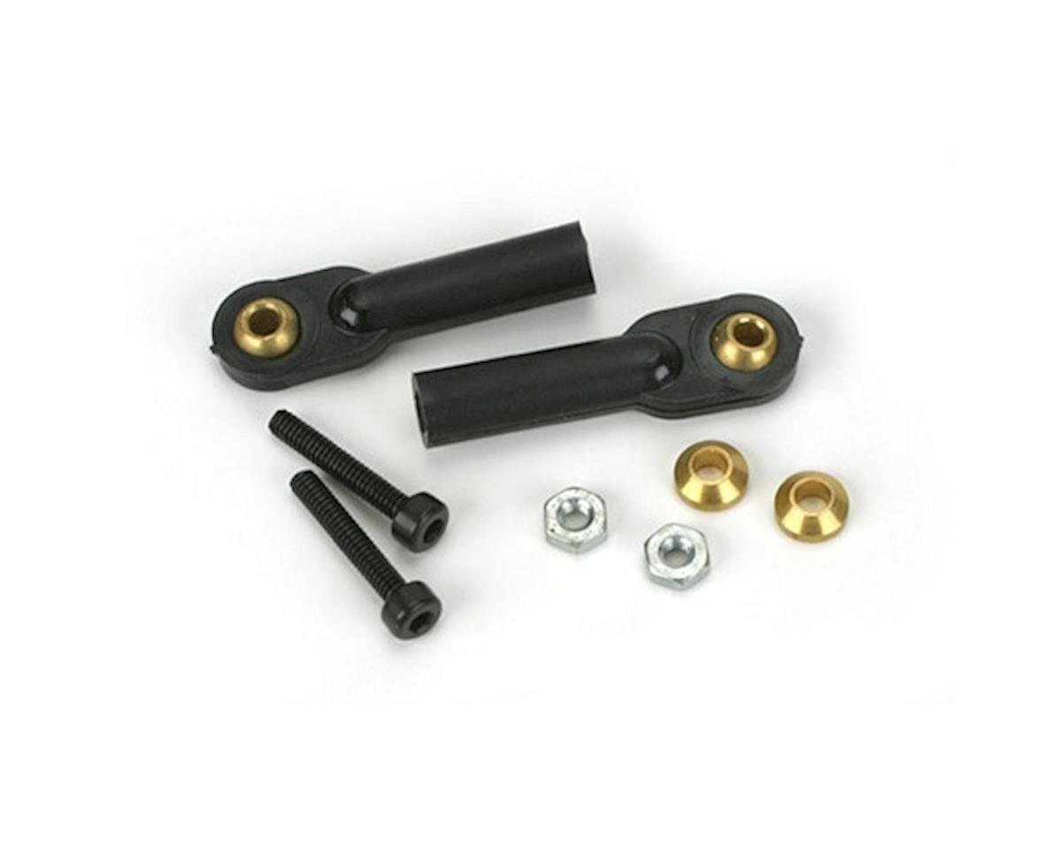 Swivel Ball Links Hardware,2mm by Du-Bro