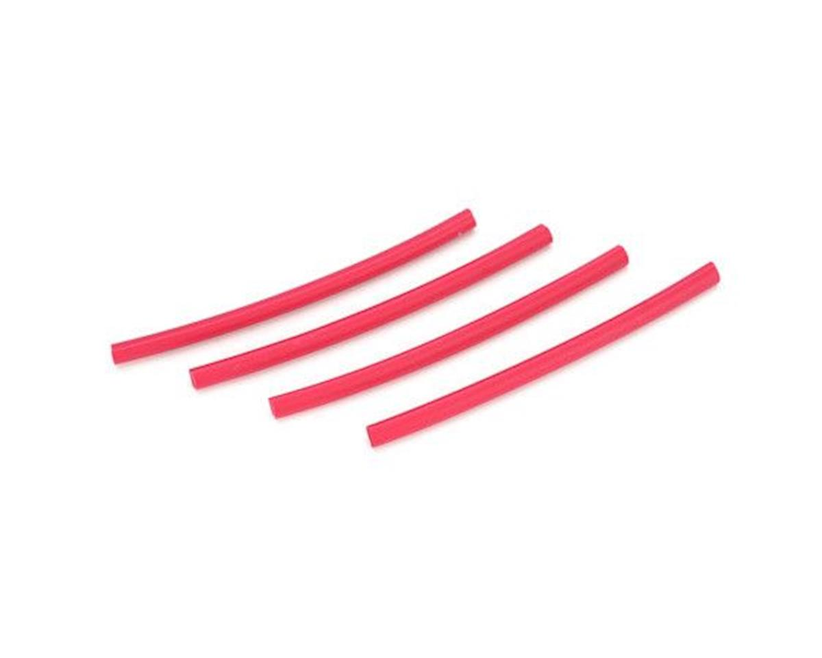 "Du-Bro Heat Shrinkwrap,1/8"",Red"