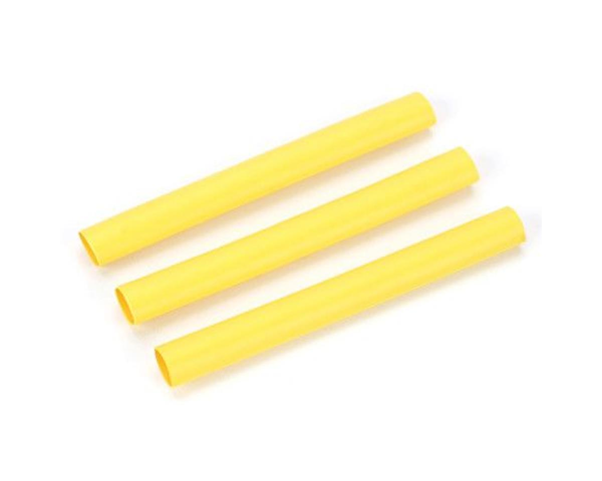 "DuBro Heat Shrinkwrap,1/4"",Yellow"