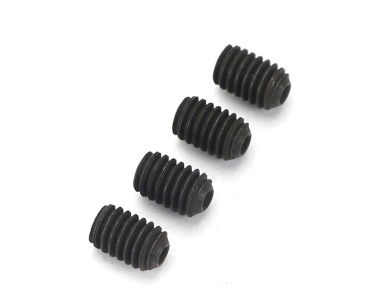 DuBro Socket Set Screws,4mm x 6 (4pk)