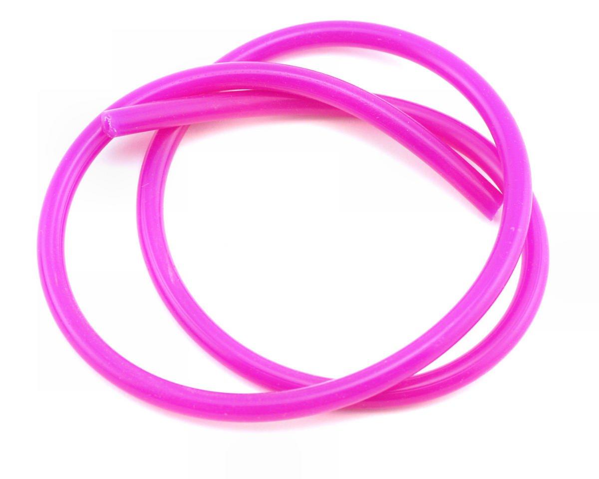"""Nitro Line"" Silicone Fuel Tubing (Purple) (61cm) by DuBro"