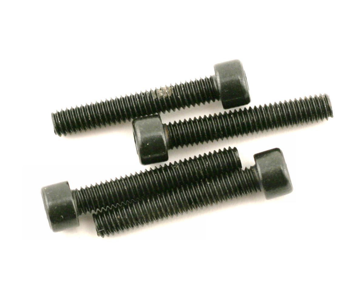 Du-Bro 3.5x20mm Socket Head Cap Screws (4)
